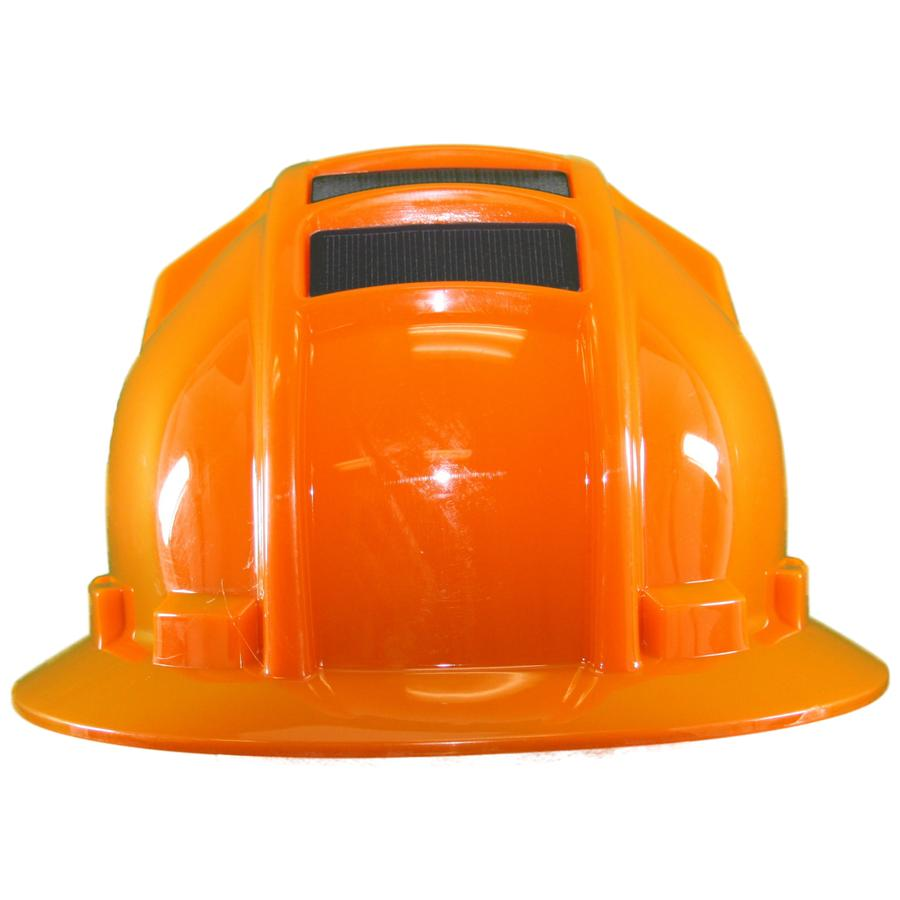 PWCA Solar Hard Hat (Orange)