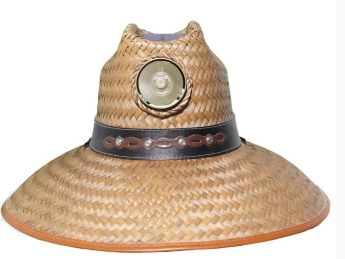 Men's Thurman Solar Straw Hat